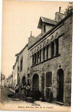 CPA BEAUNE - Maisone romane, rue de la Charité (176068)