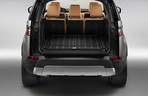 Land Rover Discovery 5 (2017 - Loadspace Rubber Mat [ VPLRS0375PVJ ]