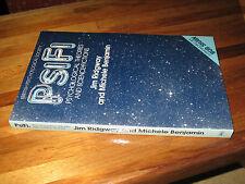 PsiFi ~ James Ridgway Michele Benjamin / Psychological Theories Science Fiction