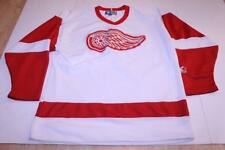 Men's Detroit Red Wings XL Vintage Jersey (White) Starter Jersey