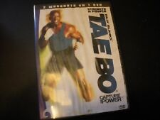 Billy Blanks - Tae Bo: Power and Strength (DVD, 2004)