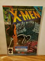 The Uncanny X-Men #196 (Aug 1985, Marvel) signed by Stan Lee COA