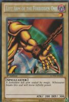 Yugioh Left Arm of the Forbidden One - LCYW-EN305 - Secret Rare - 1st Edition