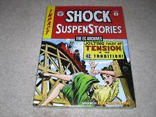 The EC Archives Shock SuspenStories Volume 3 Graphic Novel - Dark Horse - Damage