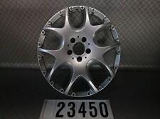 """1 Stück Felgenstern Brabus Monoblock V Mercedes 9,5jx20"""" ET37 522-950-37 #23450"""