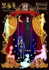 Kuroshitsuji Black Butler Book of Circus Official Record Art Book TV Animation