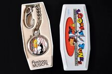 Looney Tunes Armitron Musical Analog Quartz Pocket Watch