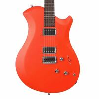 Relish Guitars Fiery Mary Wood - Alder Body Core Custom Boutique Electric Guitar