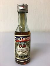 Mignon Miniature Cinzano Vermouth Bianco 5,5cl 16,5% Vol