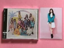 "IZ*ONE Japan 1st Debut CD ""Suki to Iwasetai"" WIZ*ONE Edition with Minju Photo"