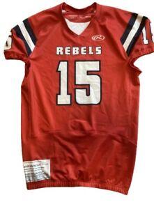 New W/O Tags Rawlings Vapor UNLV Rebels Football Jersey Red Sz. XL