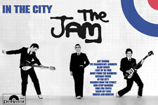 More details for the jam paul weller in the city album cd repro huge photo poster 36