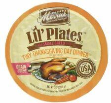 Merrick Lil Plates Grain Free Tiny Thanksgiving Day Diner - 3.5 oz