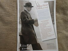 Johnny Mercer - Program from 100th Anniversary
