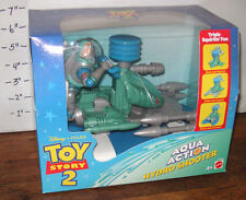 New! Vintage Toy Story 2 Buzz Lightyear Hydro Shooter Mattel 4+ (Never Ope 00004000 ned)