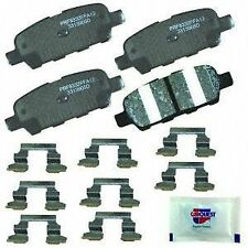 CARQUEST Brakes PXD905H Rear Premium Ceramic Brake Pads