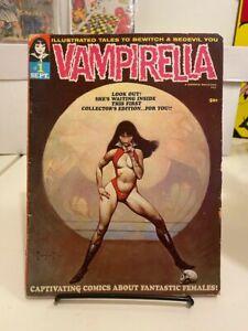 Vampirella #1 (1969) First Vampirella!!