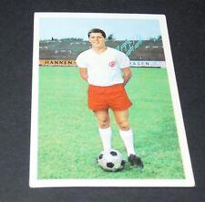 HANS DÖRRE ROT-WEISS ESSEN FUSSBALL 1966 1967 FOOTBALL CARD BUNDESLIGA PANINI