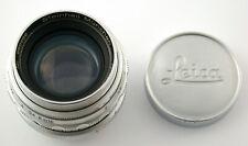 STEINHEIL Quinon 2/50 50 50mm F2 988 669 für for Leica M39 LTM adapt. M 1953