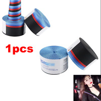 3.6m for BMW M Style Car Seat Belt Strip Strap Harness Auto Safety Accessories