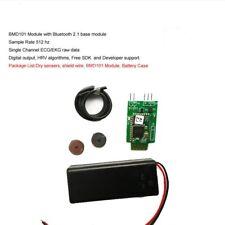 ECG Sensor Heart Rate Sensor Biosensor Powered by Neurosky Bmd101 Chip Electrics