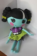 LaLaLoopsy Full Sized Scrap Stitched and Sewn Frankenstein Doll