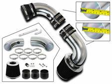 BLACK Cold Air Intake Kit + Filter For 96-05 S-10/Blazer/Sonoma/Jimmy 4.3L V6