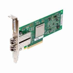 HP StorageWorks 82Q 8Gb/s Dual Port FC HBA AJ764A inkl. SFPs