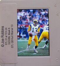 Kurt Warner St Louis Rams New York Giants Arizona Cardinals Original Slide 2