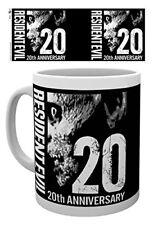 Resident Evil Anniversary Gaming Bio Hazard Cup Tea Coffee Mug Mugs