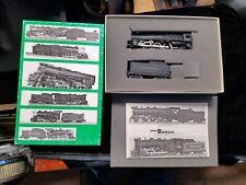 Bowser HO Scale #100500 PRR K-4 Pacific Locomotive & Tender 4-6-2 1-500500 w/Box
