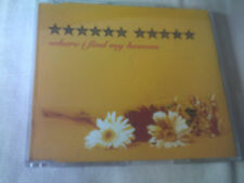 GIGOLO AUNTS - WHERE I FIND MY HEAVEN - 1993 UK CD SINGLE