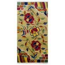 Yilong 3'x6' Nepal Handmade Wool Area Rugs Tibetan Woolen corridor carpet Strip