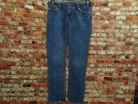 American Eagle Jeans Size 6 Womens 77 Straight Stretch Medium Wash Meas 30x31