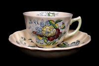 "ROYAL DOULTON "" THE KIRKWOOD "" ~ MIXED LOT CUP & FRUIT BOWL ~ ENGLAND ~ VGUC"