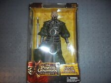 2007 Disney Pirates Of The Caribbean Captain Sao Feng Action Figure 12 Inches