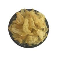 Snacks Chinese Food Dried Fish Maw Huajiao中国食品小吃养生食材 花胶干货米鱼鳔滋补品 祺汇膳品 小米鱼胶250g/袋