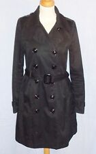 Cotton Raincoat Double Breasted Coats & Jackets for Women