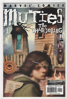 Muties #1 (Apr 2002, Marvel) [X-Men] Karl Bollers Salgood Sam Peter Ferguson