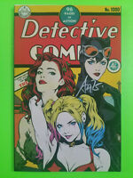 """Detective Comics #1000 Stanley """"Artgerm"""" Lau Signed Golden Age Variant NM to NM+"""