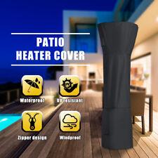 251CM Patio Heater Cover Waterproof Outdoor Protector Bag Garden Dustproof Stand