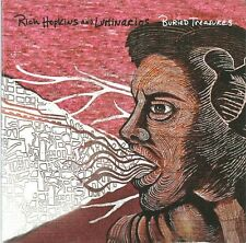Buried Treasures - Rich & Luminarios Hopkins (2012, CD NIEUW)