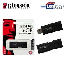 Kingston 16GB USB 3.0 STICK SPEICHERSTICK NEUWARE + GARANTIE + RECHNUNG