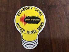 New listing Peabody Coal River Mine