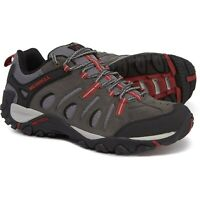 New Men`s Merrell Crosslander Vent Hiking Shoes J362583C