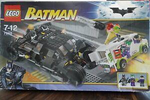 LEGO Batman 7888 The Tumbler : Joker´s Ice Cream Surprise - New OVP