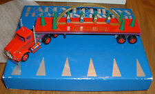 Christmas Happy Holidays '91 Flatbed Winross Truck