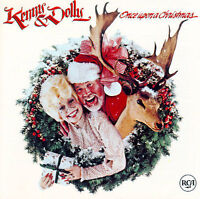 Kenny Rogers Dolly Parton Once Upon a Christmas CD TV special soundtrack 1984