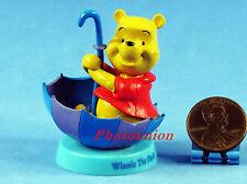 Cake Topper Disney Resort Hong Kong Club House Diorama Winnie The Pooh A326