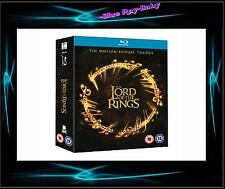 LORD OF THE RINGS TRILOGY  - 1 2 & 3 *** BRAND NEW BLURAY BOXSET**